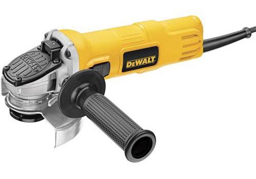DEWALT DWE4011 4-1/2-Inch Small Angle Grinder