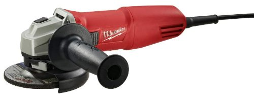 Milwaukee 6130-33 7 Amp 4-1/2-Inch Small Angle Grinder