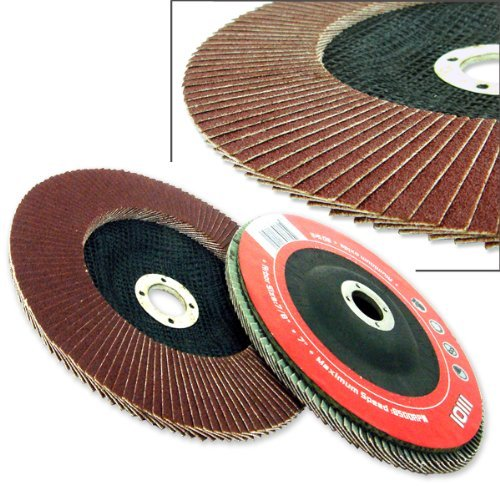 20 Angle Grinder Flap Discs